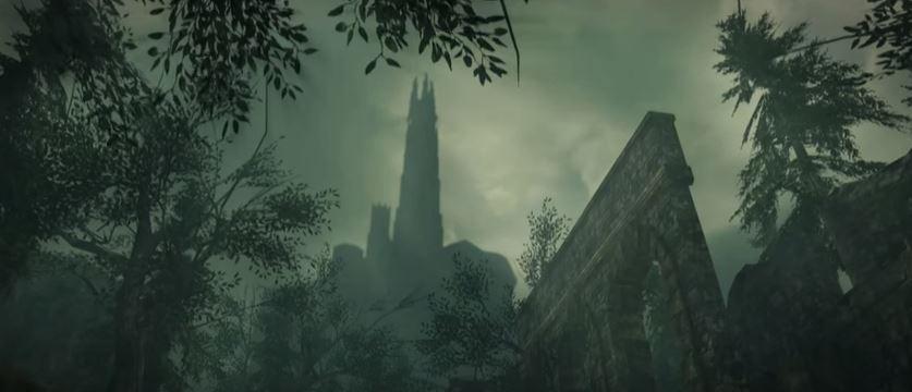 Unverkennbar das Souls Leveldesign