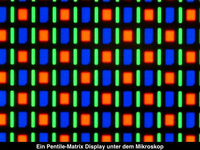 pentile-matrix