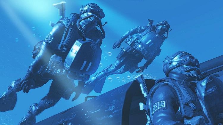 der SEALS-Level ist ein Lieblings-Projekt der Entwickler