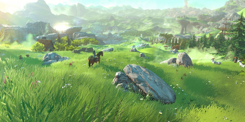 aus dem großen Hit der WiiU wurde (auch) ein Launch-Titel für die Switch