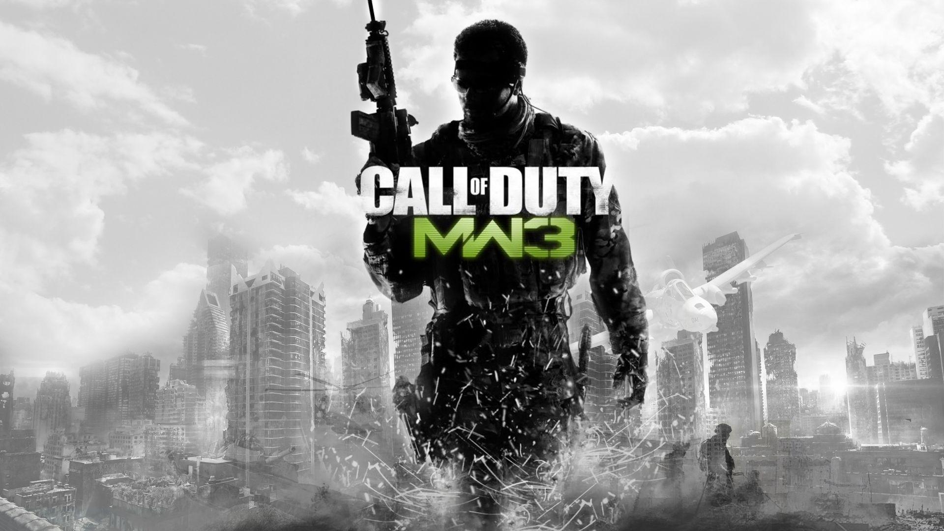 Ja 2011 konnte man die Logos von MW3 und BF3 wirklich austauschen