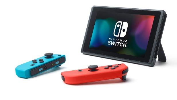 Digitale Switch Spiele nur auf einer Konsole nutzbar