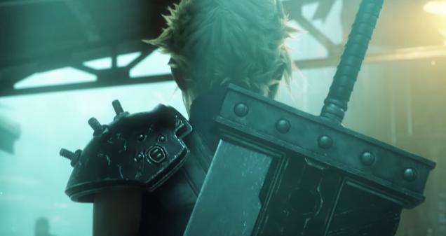 Final Fantasy VII Remake – neue Bilder