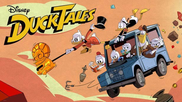 DuckTales – erster Trailer zum Reboot