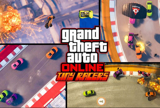 GTA Online – Tiny Racers Update nächste Woche