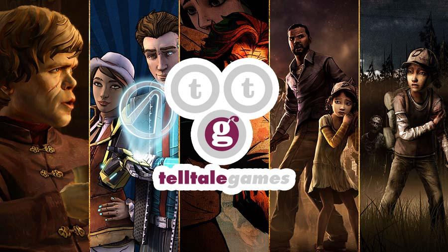 Kaufempfehlung: Telltale Collection für 12,88€