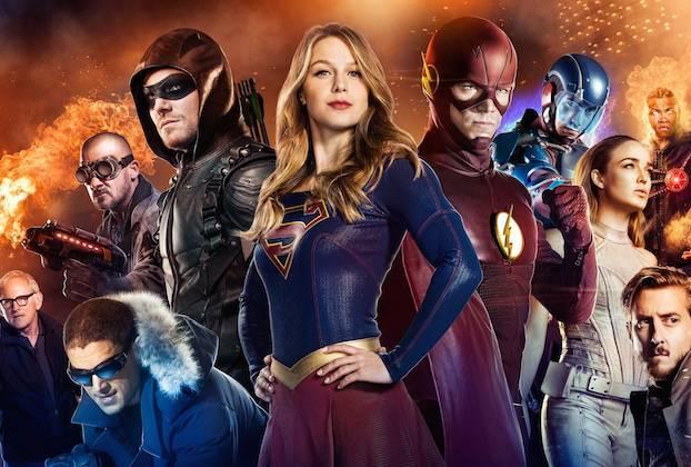 **Spoiler** Neue Trailer zu DC Serien