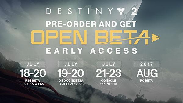 Destiny 2 – Heute startet die Beta und diese Rechenleistung braucht ihr