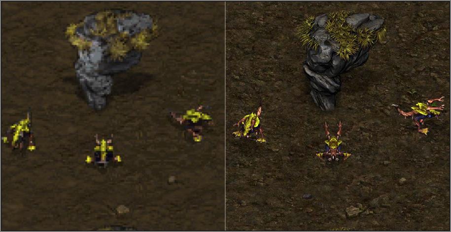 StarCraft Remastered – immer noch hässlich?