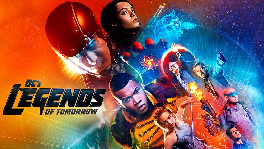 "Neuer Trailer zu DC's Legends Of Tomorrow Season 3 ""Miss Time"""