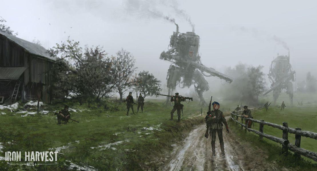 """Iron Harvest – neues Spiel von den """"Zwerge"""" – Machern"""