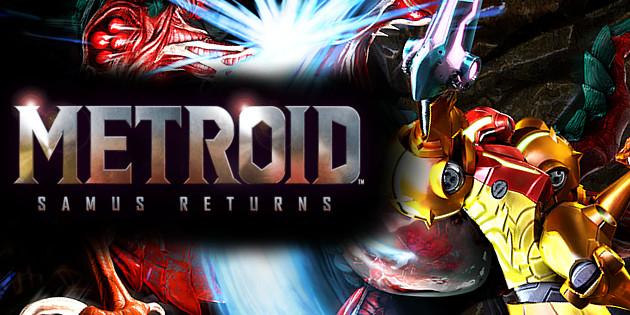 """Die ersten 11 Minuten aus """"Metroid: Samus Returns"""""""