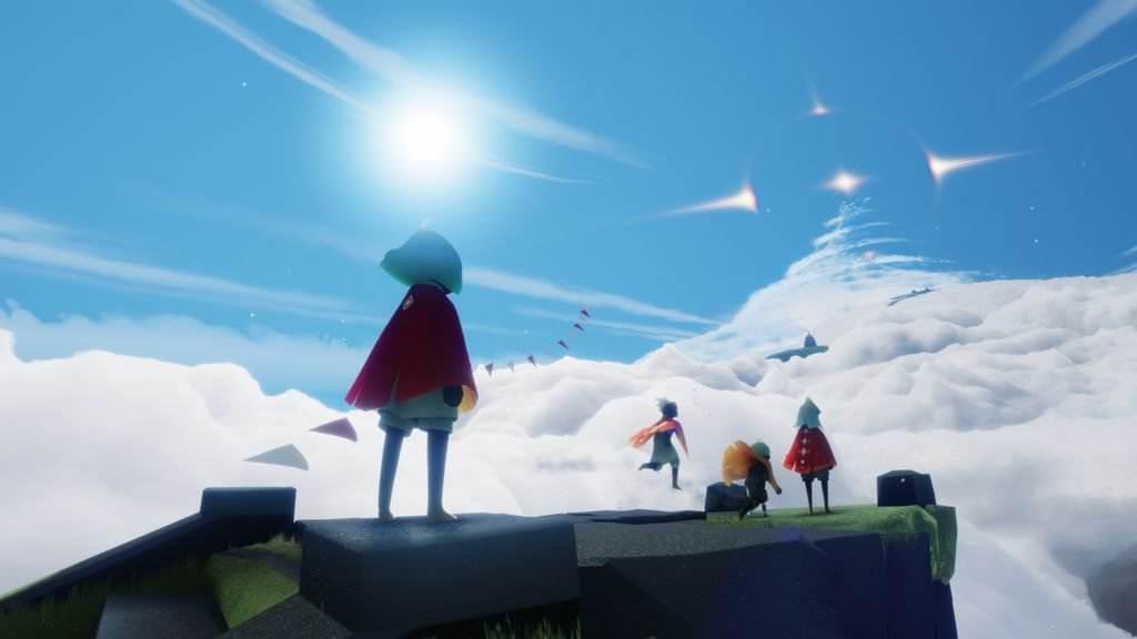 thatgamecompany stellt Sky vor