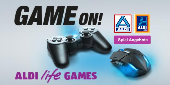 PlayStation 4 Spiele bei Aldi im Angebot