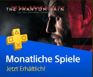 Die Playstation-Plus Spiele für Oktober 2017