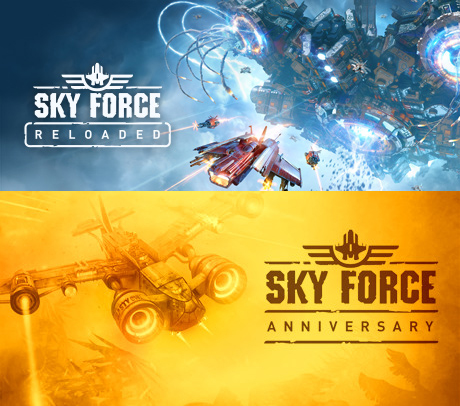 Sky Force Anniversary + Reloaded – Review