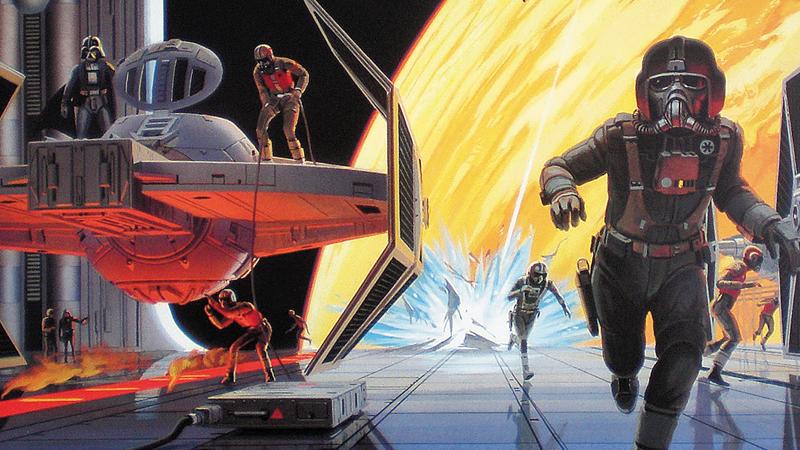 Ralph McQuarrie – seine Ideen zu Star Wars im Trailer