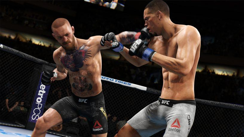 UFC 3 im Handel erhältlich