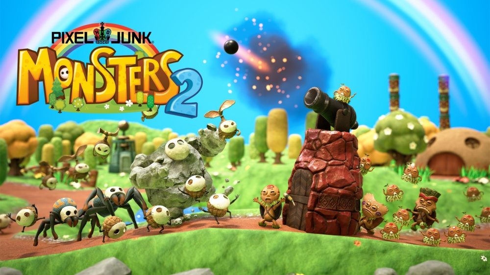 PixelJunk Monsters 2 – I am the Tikiman!