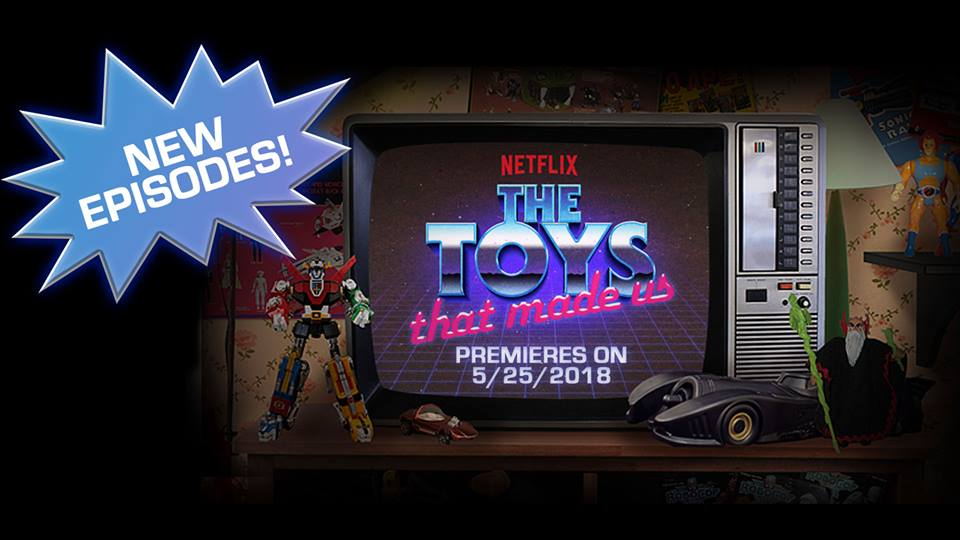 The Toys That Made Us Staffel 2 – Autobots, Roll Out
