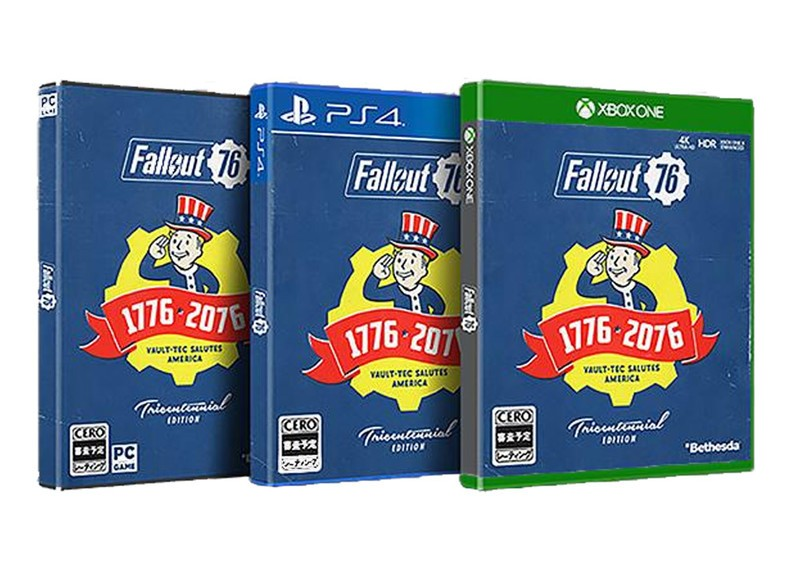 Fallout 76: Das Intro