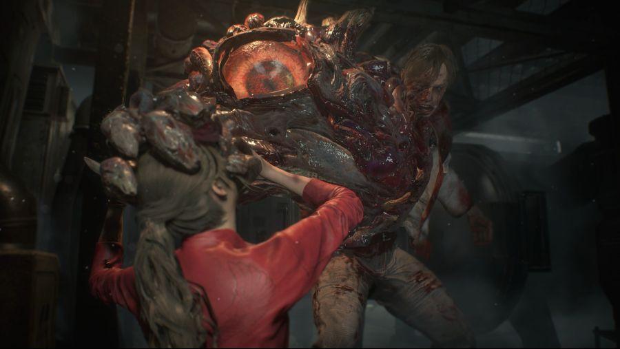 Neues Material zum Remake von Resident Evil 2