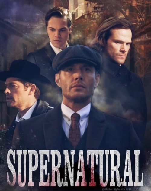 Supernatural Season 14 – brandaktueller Trailer