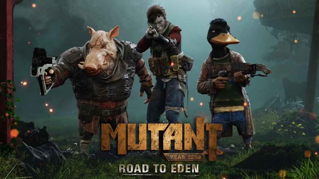 Mutant Year Zero: Road to Eden – spektakuläre Mutanten-Baller-Action im Rundendesign