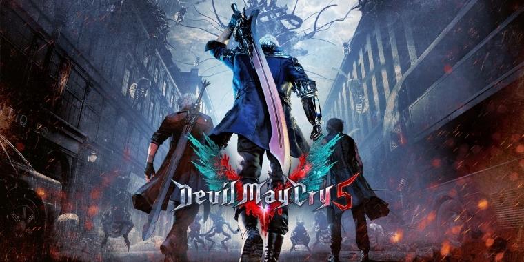 Devil May Cry 5 – Der Teufel weint vor Glück