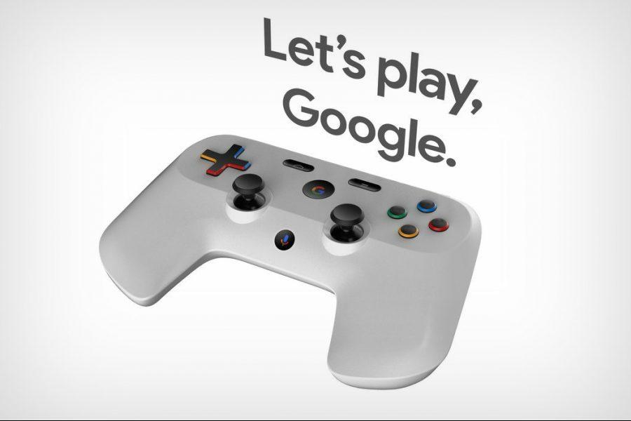 'Google Stadia' startet im November