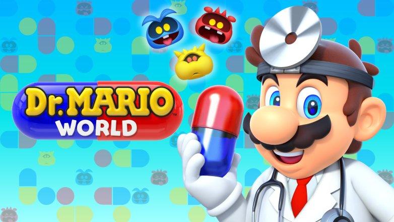 'Dr. Mario World' hat schon über 2 Mio. Spieler mobil gemacht