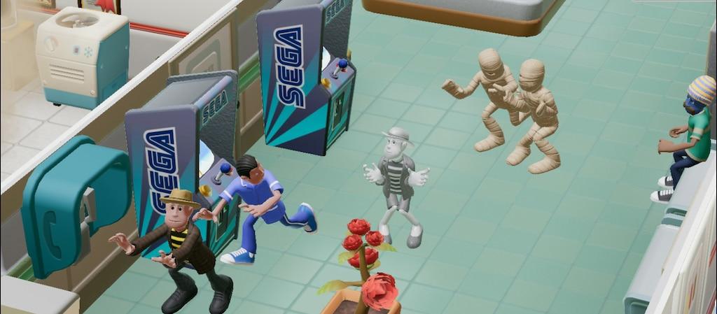 'Two Point Hospital' kommt auf die PS4, Xbox One und die Switch