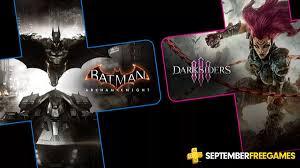 Das sind die Kracher im PS Plus-Abo für dem Monat September
