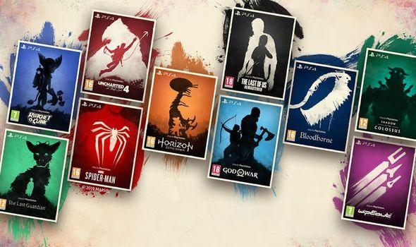 Diese 'Only on PlayStation'-Collection weckt das Interesse eines jeden Sammlers