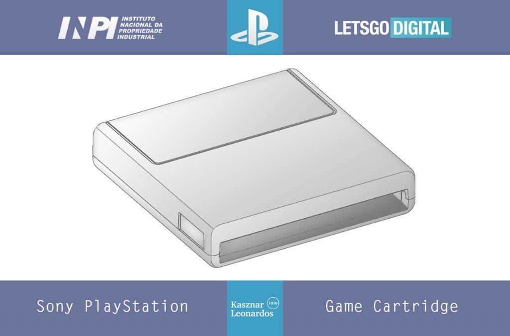 'PlayStation Cartridge' Patent von Sony Interactive Entertainment angemeldet