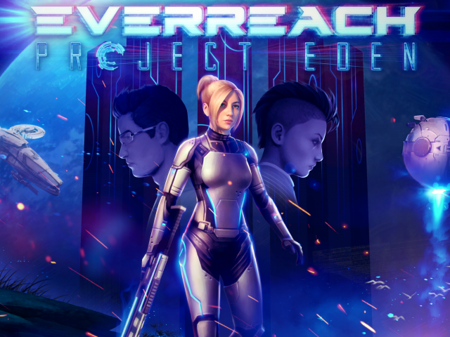 Everreach Project Eden: Ein One-Man-Mass-Effect