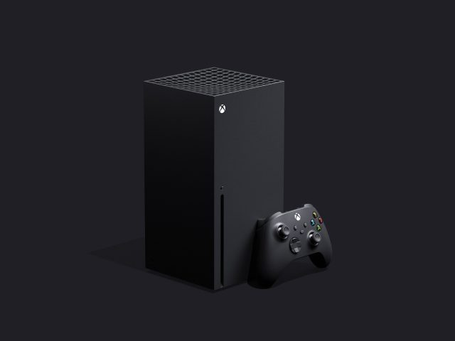 Xbox Project Scarlett heißt offiziell 'Xbox Series X'