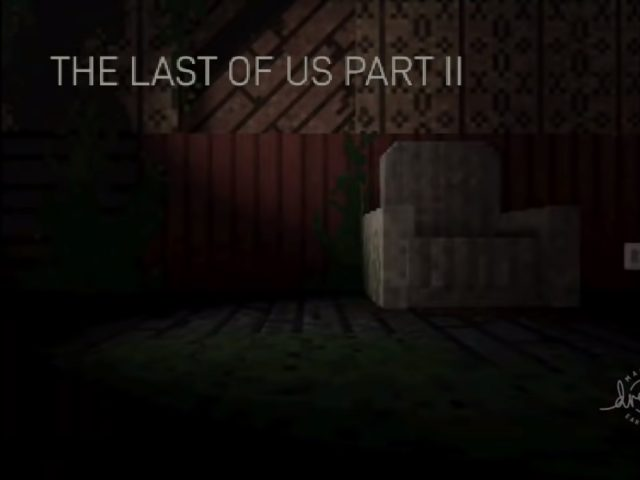 'The Last of Us Part II' als PSOne-Demake