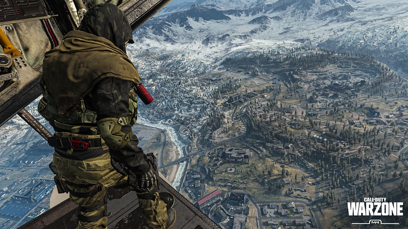 'Call of Duty: Warzone' geht heute ab 16 Uhr online