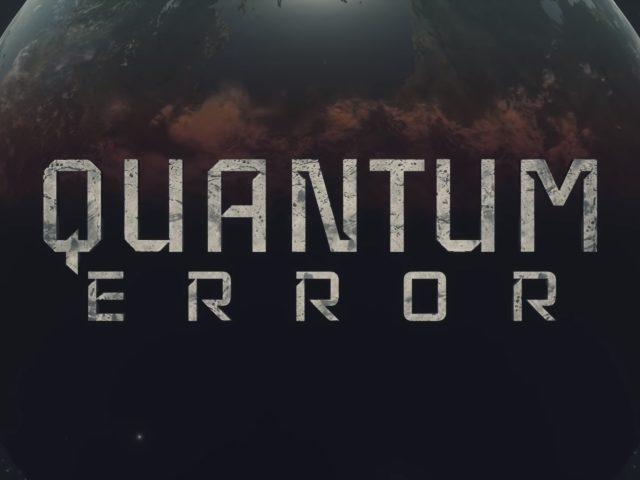 'Quantum Error' erscheint für die 'PS4' und auch für die 'PS5'
